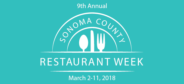 Sonoma County Restaurant Week