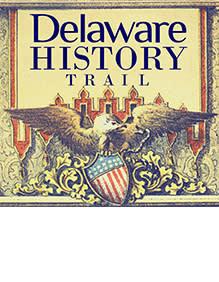 Delaware History Trail Logo