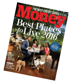 Money Magazine Columbia Cover