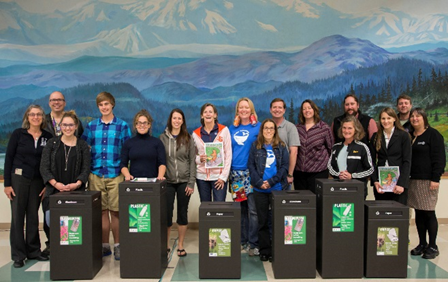 Recycling Legacy Project - Fairbanks, Alaska