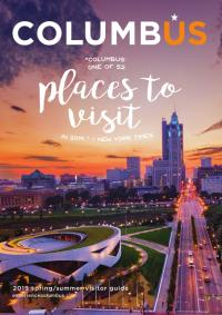 Columbus Ohio S Visitors Guide Order A Free Guide
