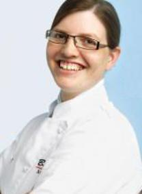 Chef Mary-Jane Feeke of Bejamin's Gourmet Foods in Selkirk, Manitoba