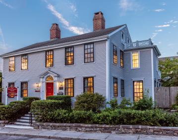 Samuel Durfee House 1