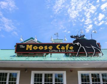 The Moose Cafe
