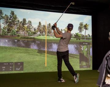 Newport Indoor Golf