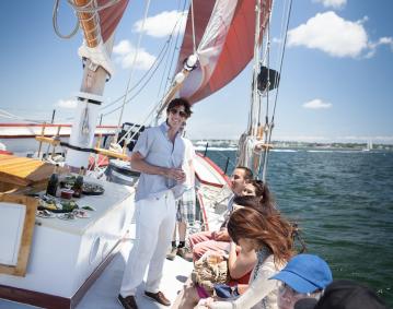 Sailing OceanCliff