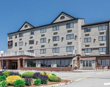 MAINSTAY HOTEL & CONFERENCE CENTER 1