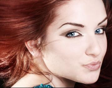 June Rose Hair