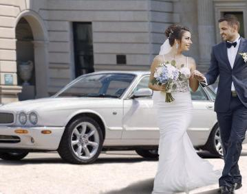 Newport Jaguar Weddings