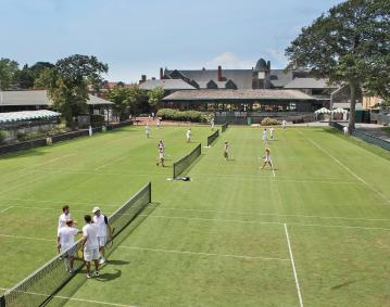 International Tennis Hall of Fame 4
