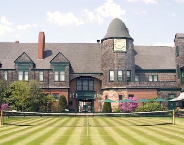 International Tennis Hall of Fame 1