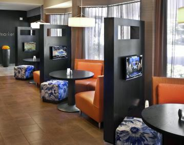 The Bistro - Media Pods at Courtyard
