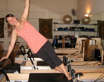 Pilates by Stephanie