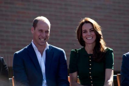 Will and Kate Celebrate UBC Okanagan's 10th Anniversary