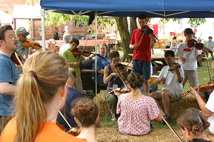Indiana Fiddlers' Gathering
