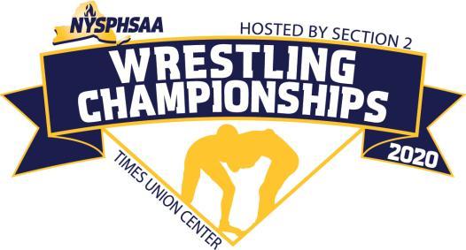 NYSPHSAA Wrestling 2020
