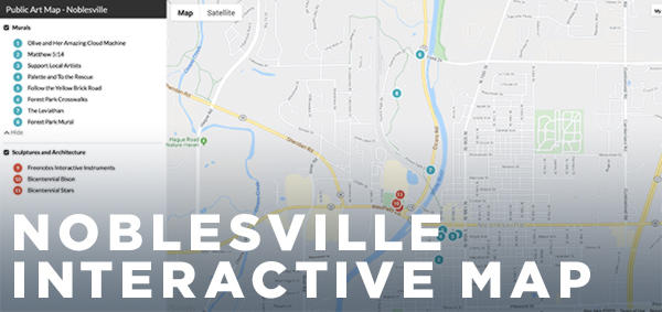 Noblesville Interactive Map