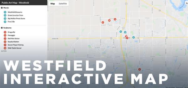 Westfield Interactive Map