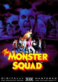 The Monster Squad PAC Movie poster