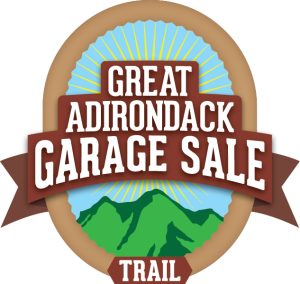 Great Adirondack Garage Sale logo
