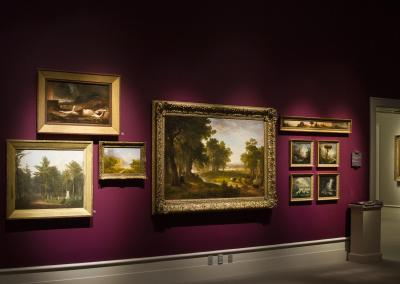 The Hudson River School: Landscape Paintings from the Albany Institute