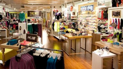 stonebriar mall shoe stores