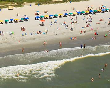 Myrtle Beach Aerial