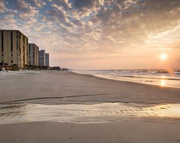 Myrtle Beach, SC Sunrise