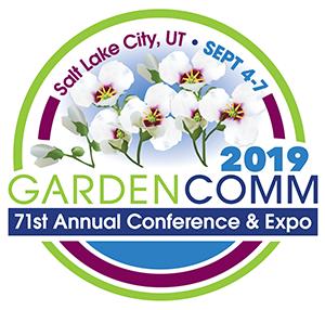 GardenComm 2019 logo