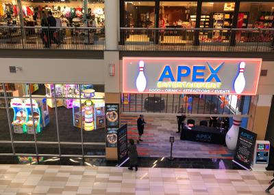 Apex Entertainment in Crossgates