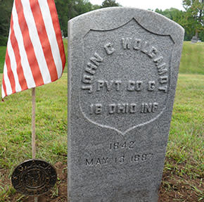New-Civil-War-Headstone