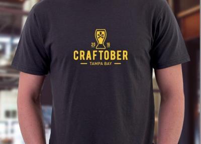 Craftober T-shirt