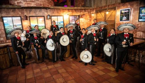 Ogle Center Mariachi Herencia de México