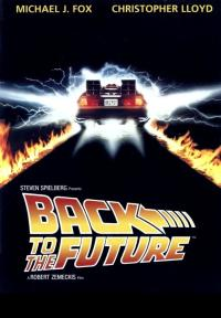 Back to the Future PAC movie poster
