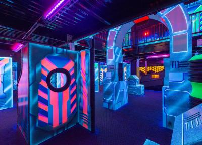 Main Event Laser Tag