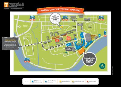 2020 General Concert Parking