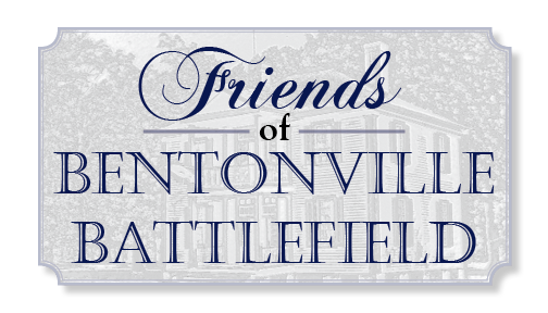 Friends of Bentonville Battlefield Logo, Four Oaks, NC.