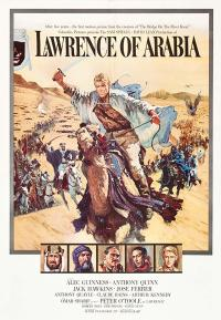 Lawrence of arabia PAC movie poster
