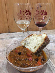 JD Wine Cellars at Long Acre Farms Chili and Wine Tasting