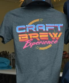MSF Merch - Craft Brew Exp T
