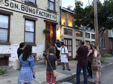 Historic Neighborhood Brew Tour - Center Square