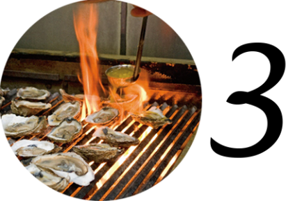 Grilled Seafood