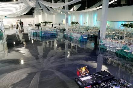 Venue Set Up