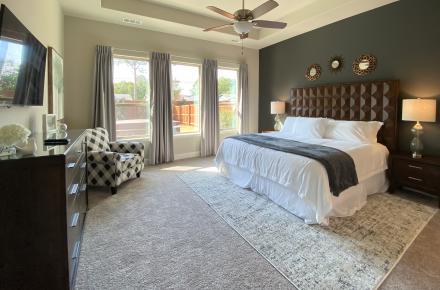 Magnolia House Owner's Suite