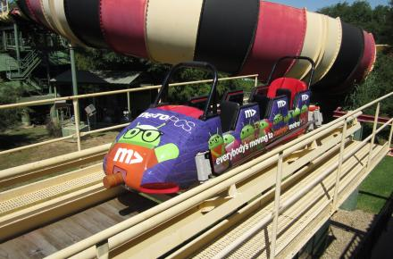 La Vibora - Six Flags over Texas