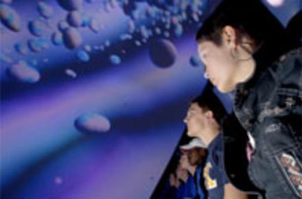 UTA Planetarium show