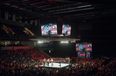 WWE Live at College Park Center