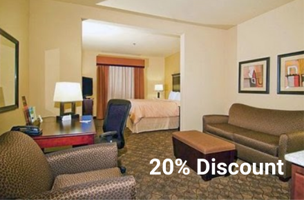 Comfort Suites COVID Special Rate