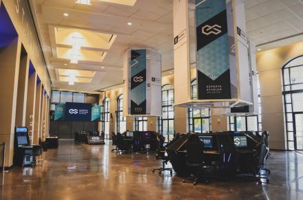 Gaming Center