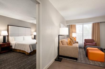 King Bedroom 2 Room Suite 02